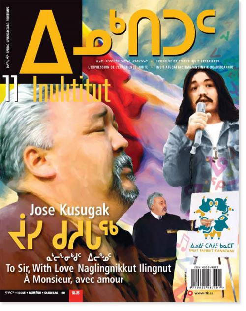 Inuktitut – Issue 110