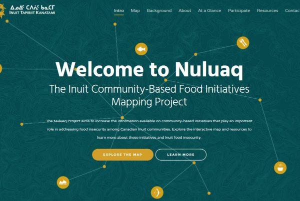 Nuluaq Homepage