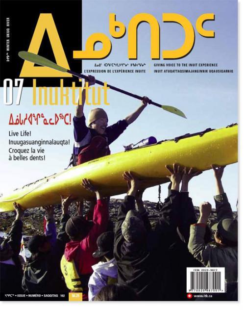 Inuktitut – Issue 102