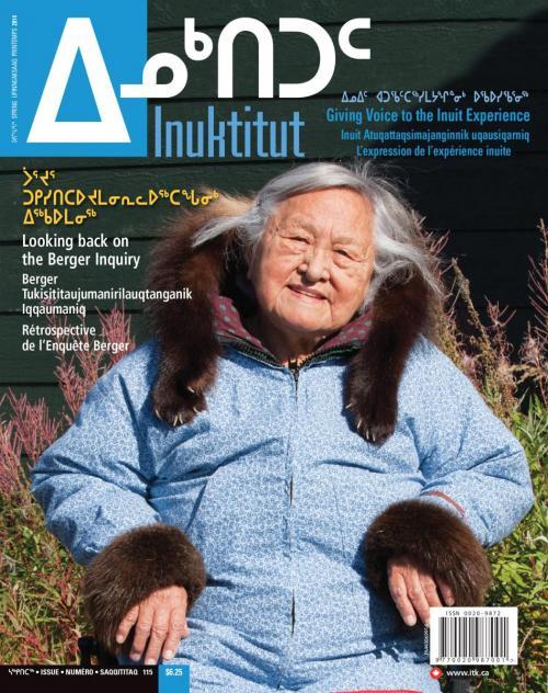Inuktitut – Issue 115
