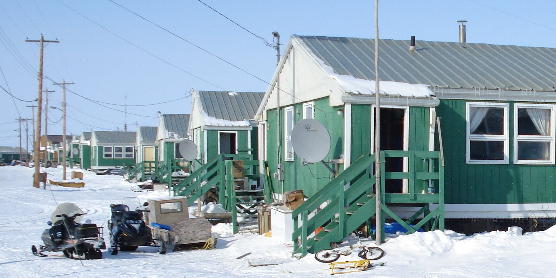 Inuit Call for Partnership, Planning in National Housing Strategy Engagement Process