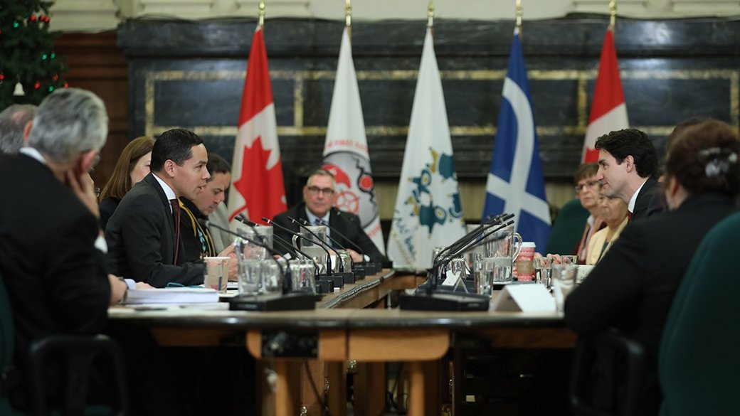 Inuit to Crown Partnership Advances with Announcement of Formal Structure