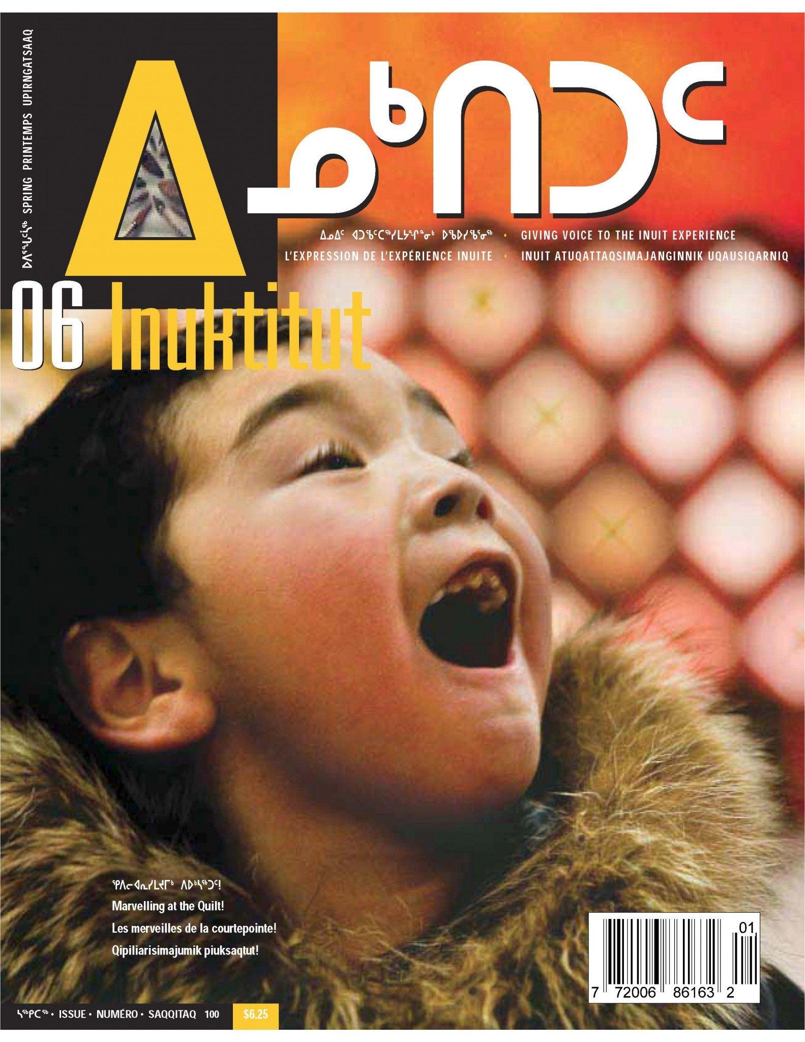 Inuktitut – Issue 100