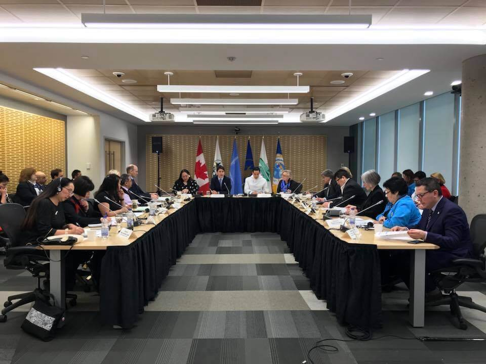 Inuit-Crown Partnership Committee makes progress on shared priorities – ᐃᓄᐃᑦ-ᒐᕙᒪᒃᑯᑦ ᐱᓕᕆᖃᑎᒌᓐᓂᖏᓐᓄᑦ ᑲᑎᒪᔨᕋᓛᖑᔪᑦ ᑲᔪᓯᑦᑎᐊᖅᑎᑦᑎᔪᑦ ᓯᕗᓪᓕᐅᑎᖃᑎᒌᒃᑕᒥᓂᒃ