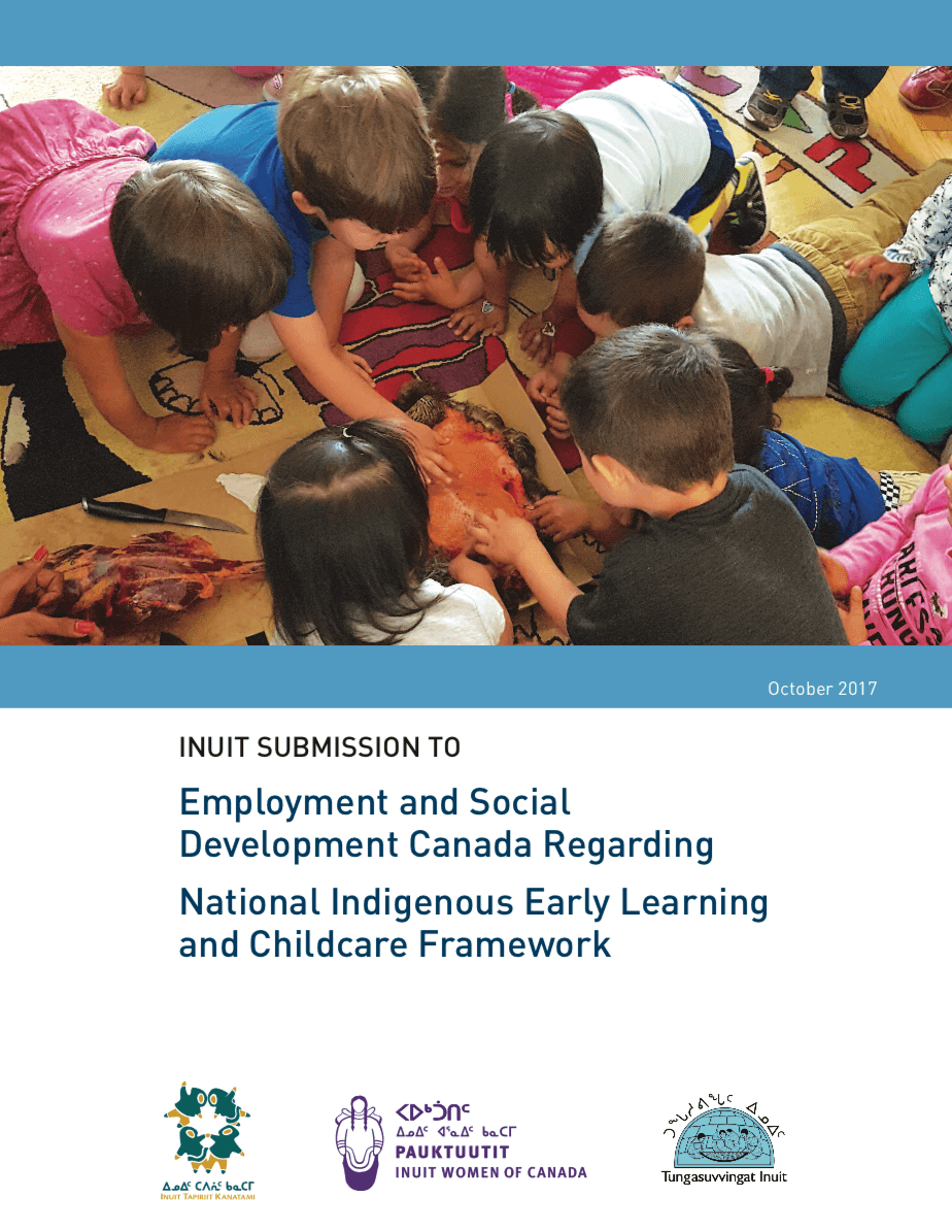 National Indigenous Early Learning and Child Care Report