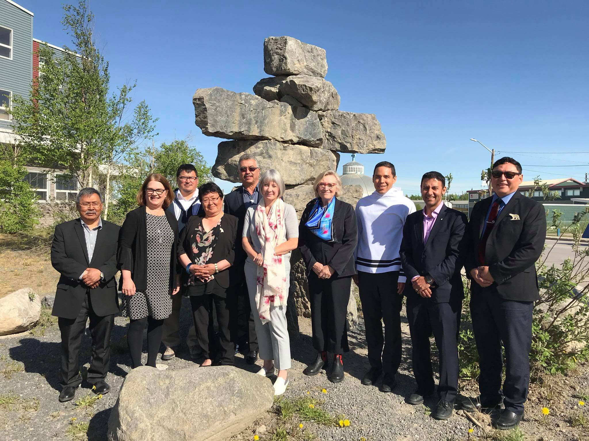 Advancing the Second Year Priorities of the Inuit-Crown Partnership Committee