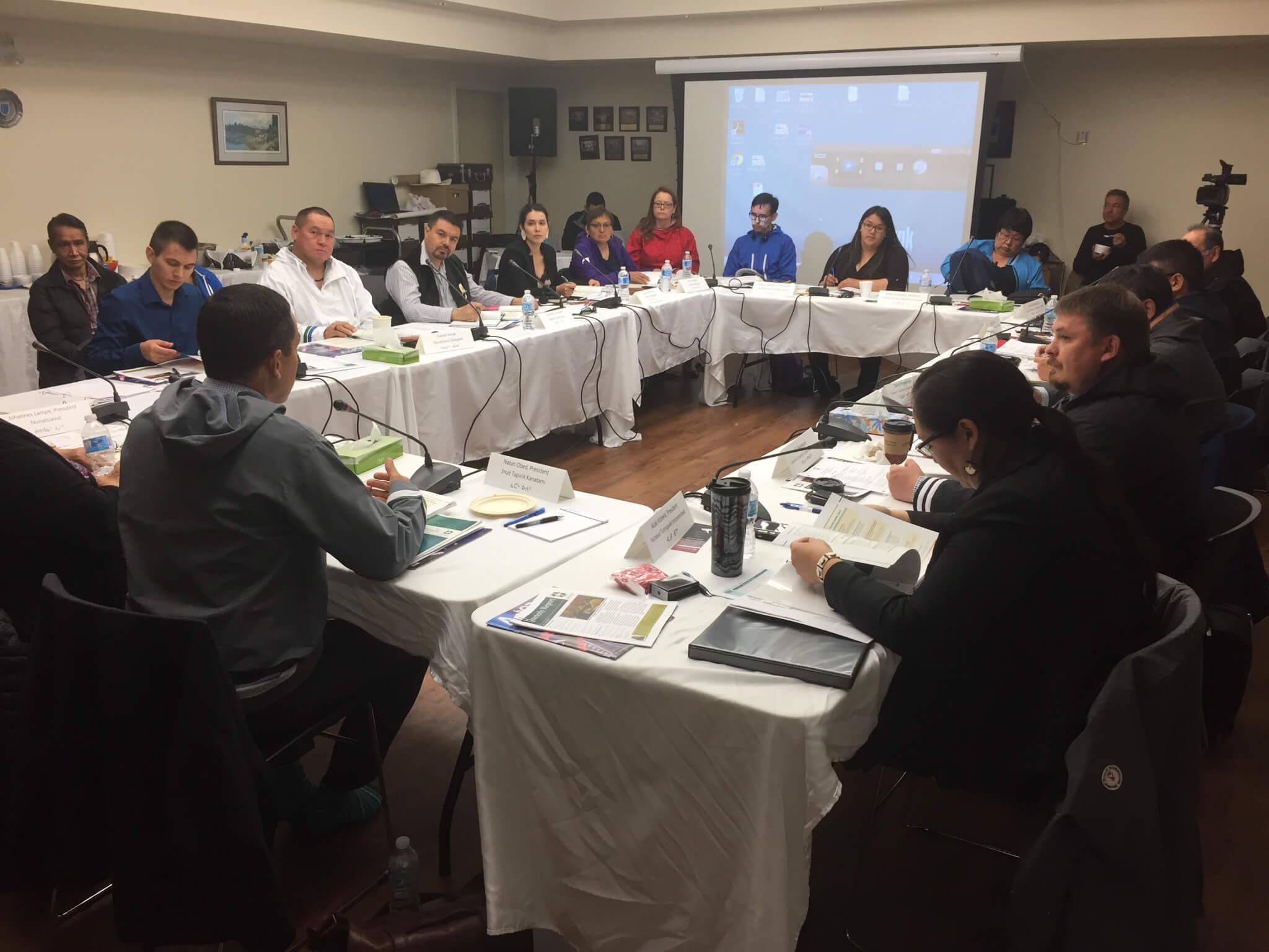 2018 ITK AGM Adjourns in Inuvik