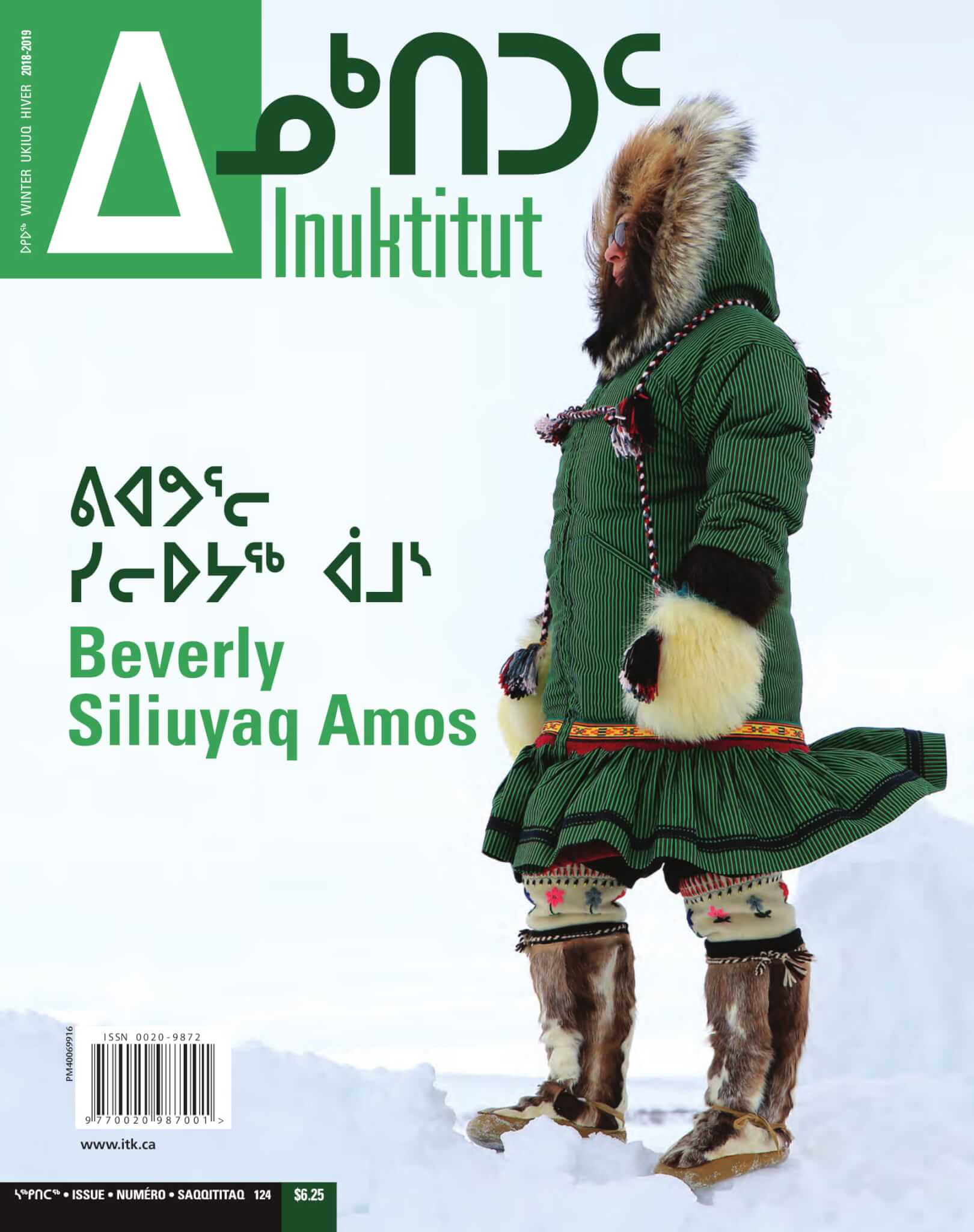 Inuktitut – Issue 124