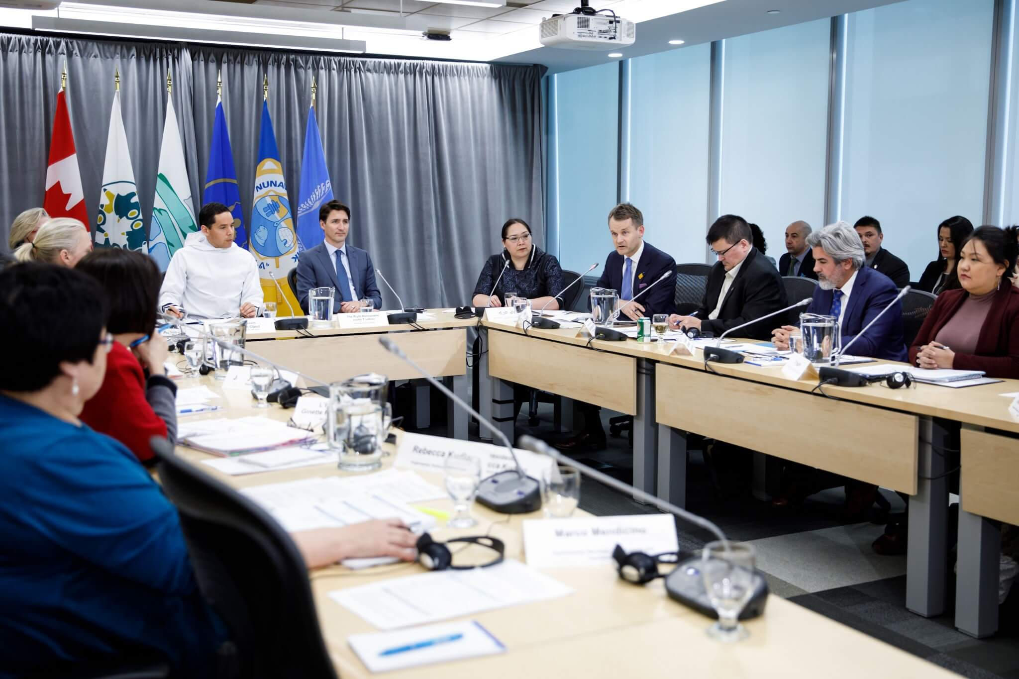 ICPC releases national Inuit housing strategy at third annual meeting with the Prime Minister