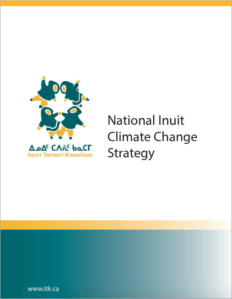 National Inuit Climate Change Strategy