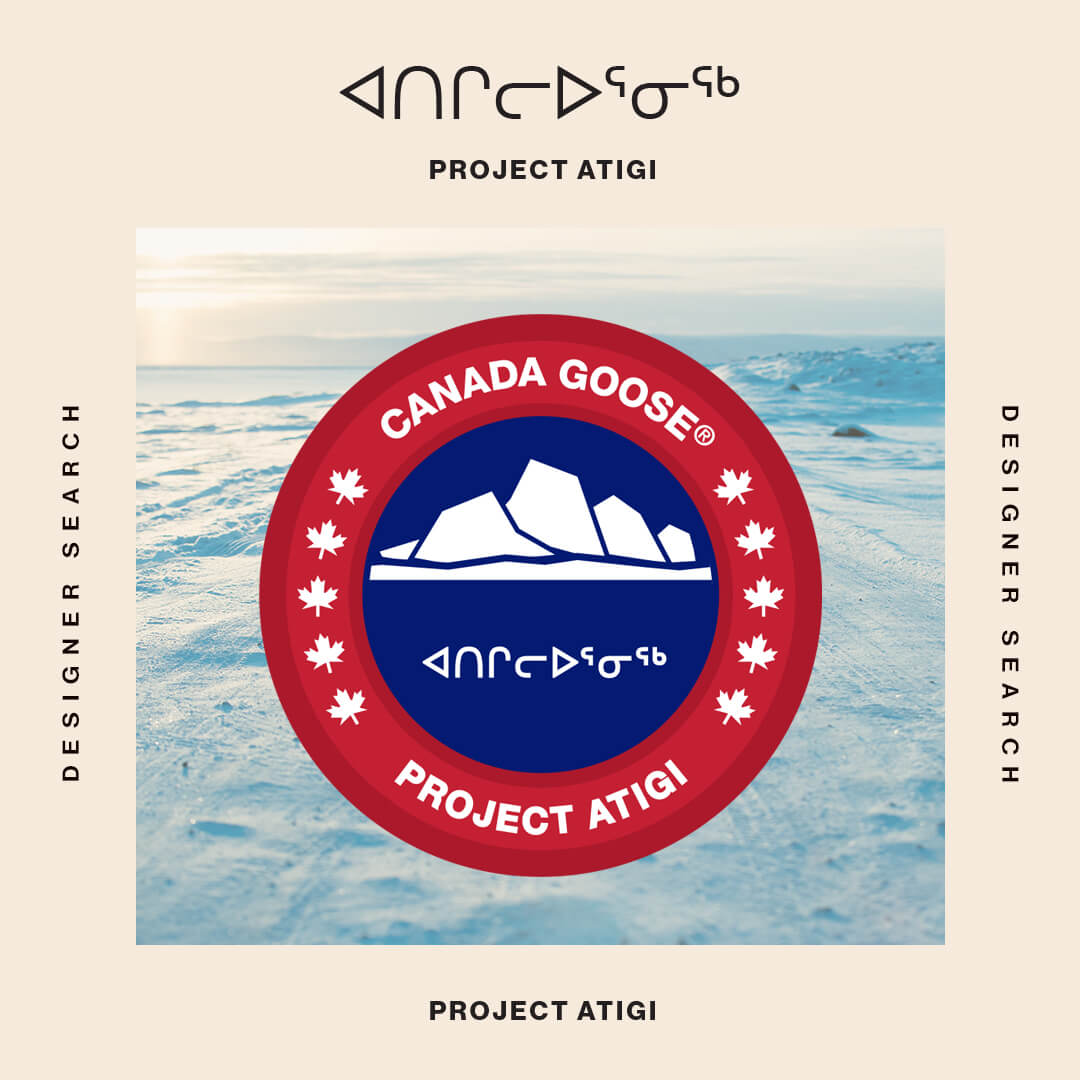 Canada Goose Issues Call for Inuit Designers for Project Atigi